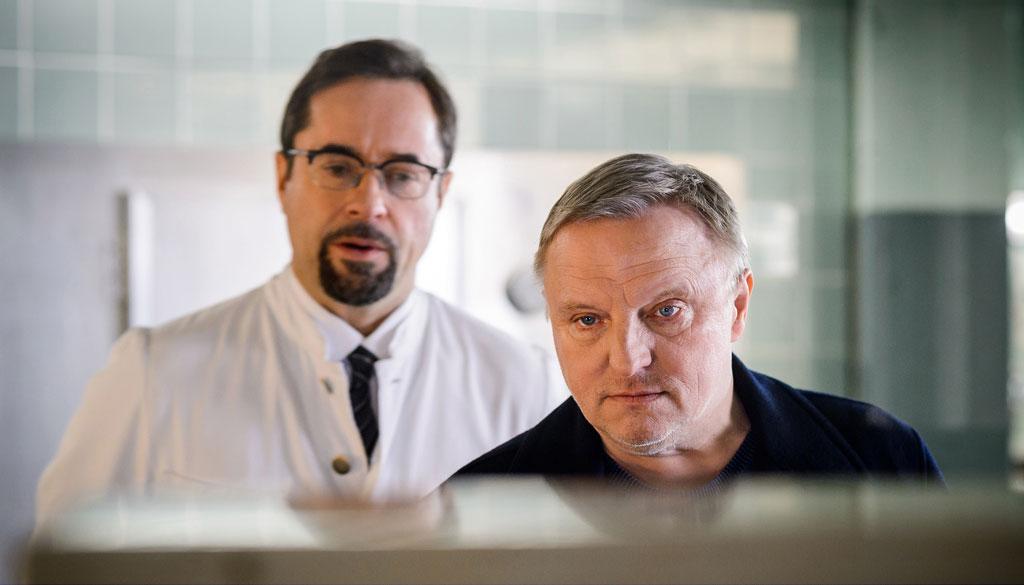 """Tatort """"Feierstunde"""" aus Münster"""